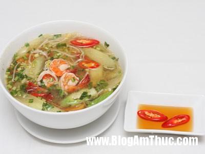 IMG 9588 Cách nấu canh chua tôm