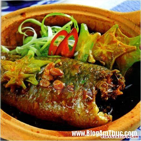 che bien ca ro chung tuong ban a59a5b Ngon lạ món cá rô chưng tương bần