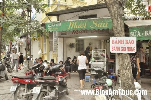 t410806 Năm quán chè ngon mà rẻ ở Hà Nội