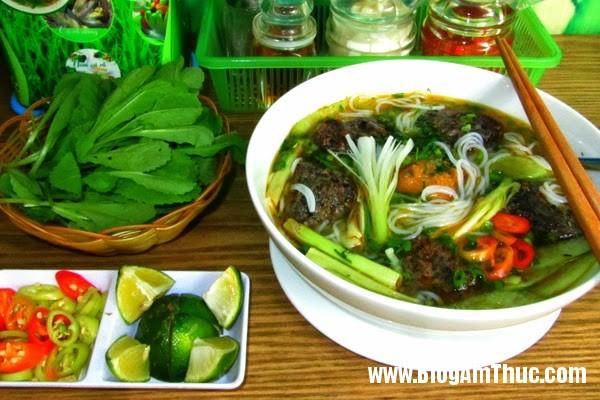 1 1 Những quán bún cá ngon mà rẻ ở Sài Gòn