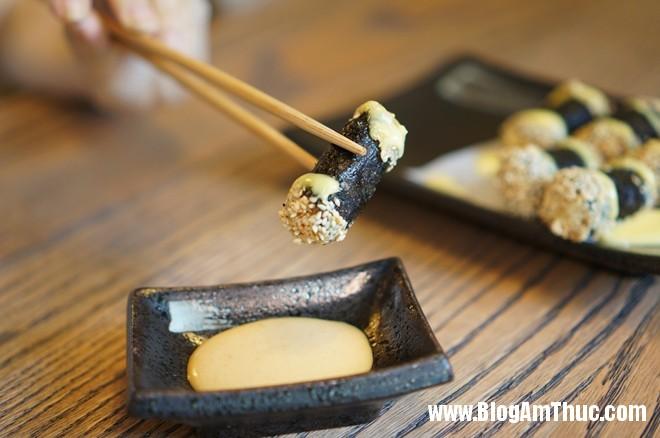10Cha Gio Rong Bien 1 Đến nhà hàng Nhật YummyQ thưởng thức món nướng siêu rẻ
