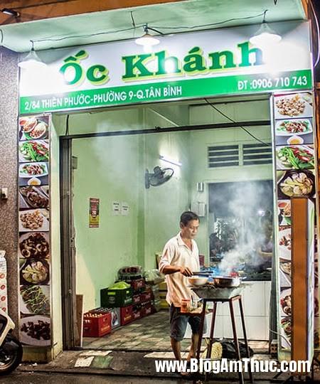 11 Đi ăn ốc giá 30k cực ngon ở Tân Bình