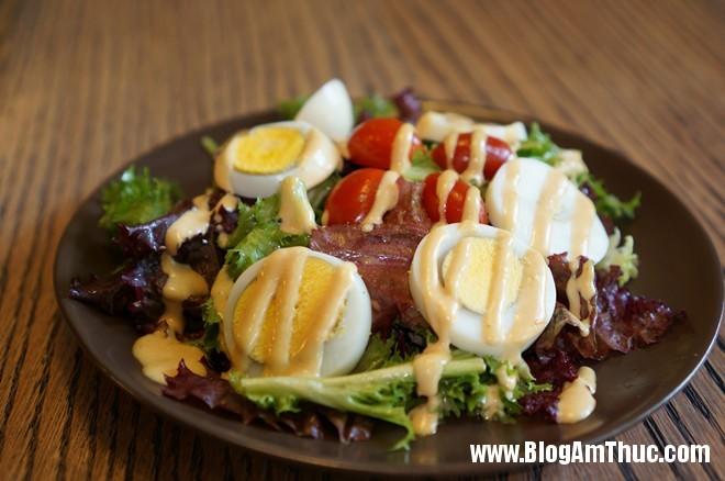 11Salad Giam Vua Đến nhà hàng Nhật YummyQ thưởng thức món nướng siêu rẻ