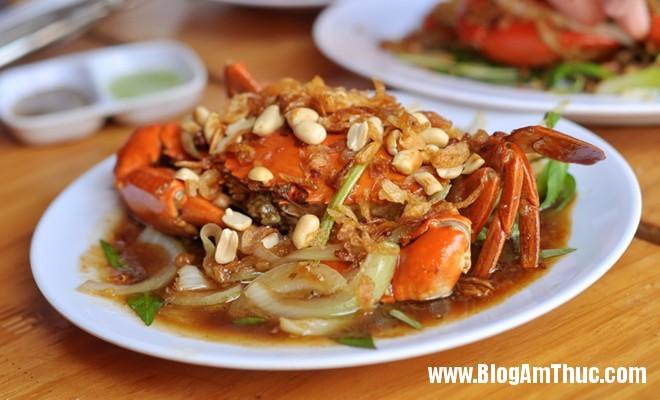 3cacmoncua Ốc xào kiểu mới ở Hà Nội