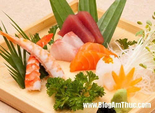 4 quan sushi ngon o sai gon6 4 Quán sushi ngon đúng chất Nhật Bản ở Sài Gòn