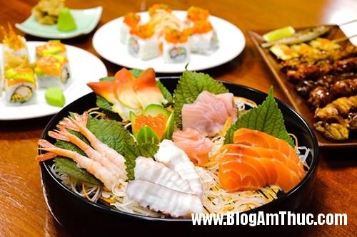 4 quan sushi ngon o sai gon7 4 Quán sushi ngon đúng chất Nhật Bản ở Sài Gòn