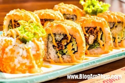 4 quan sushi ngon o sai gon8 4 Quán sushi ngon đúng chất Nhật Bản ở Sài Gòn