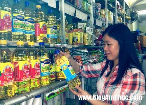 7 loi khuyen su dung dau an tot cho suc khoe2 Cách sử dụng dầu ăn đúng cách