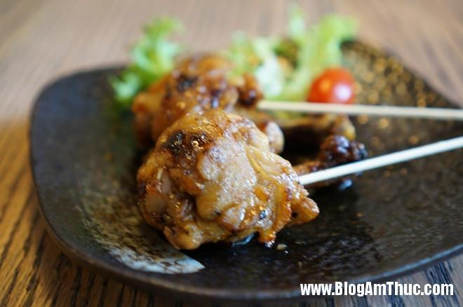 8Toi Canh Ga Đến nhà hàng Nhật YummyQ thưởng thức món nướng siêu rẻ