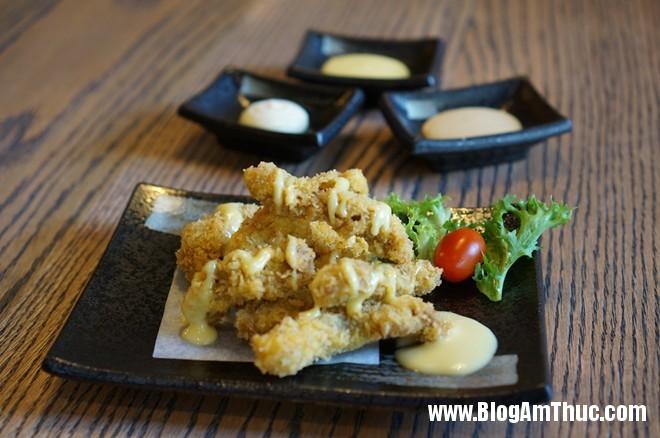 9Than Bo Chien Xu Đến nhà hàng Nhật YummyQ thưởng thức món nướng siêu rẻ