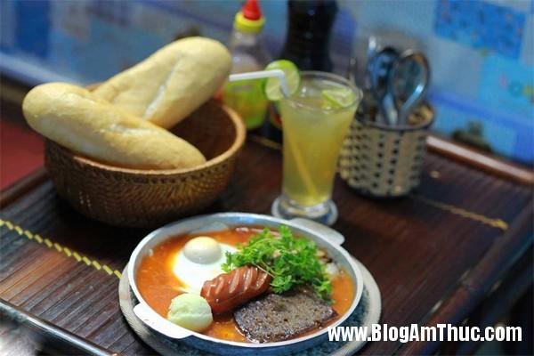 Anh4 1509 1408347368 Những địa chỉ thưởng thức bánh mì chảo ngon ở Hà Nội