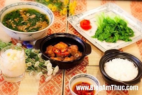 Thuong thuc bun cha nem ngon tai Bun Nam4 Bún Nam   Vị Bắc sắc Nam giữa Sài Gòn