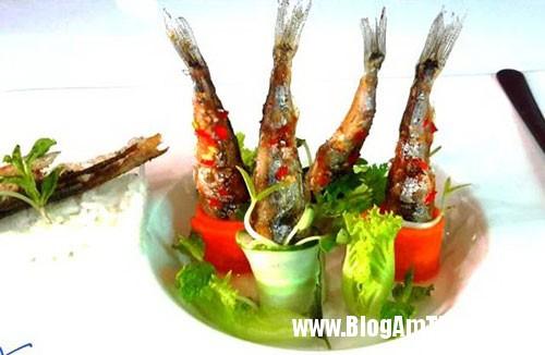 ca trung Bữa cơm chiều thêm ngon với cá trứng chiên nước mắm