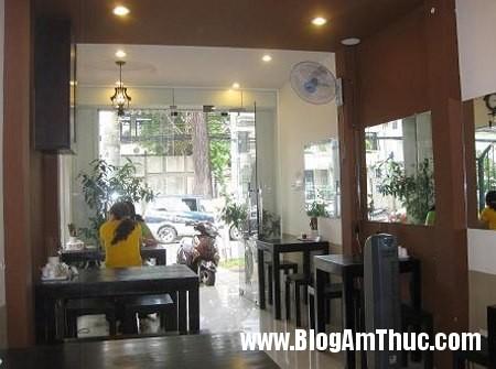 den bun huong que thuong thuc huong vi bac10 Thưởng thức hương vị Bắc ở quán bún Hương Quê