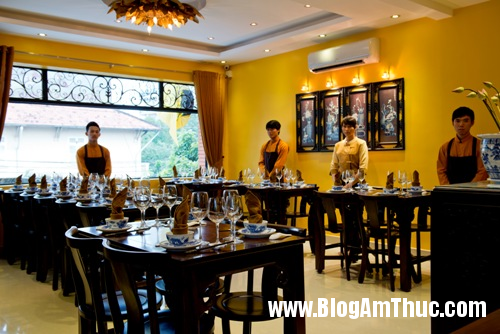 goc nho ha noi giua long sai gon11 Thưởng thức ẩm thực Hà Nội đặc trưng tại Sài Gòn