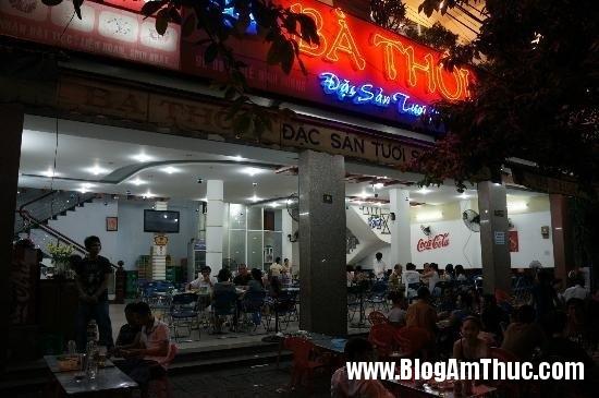 hai san ba thoi 8 Địa chỉ ăn hải sản tươi ngon khi đi du lịch Đà Nẵng