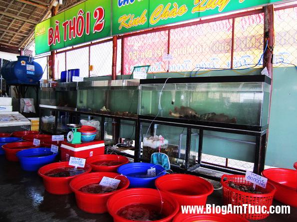 hai san ba thoi 9 Địa chỉ ăn hải sản tươi ngon khi đi du lịch Đà Nẵng