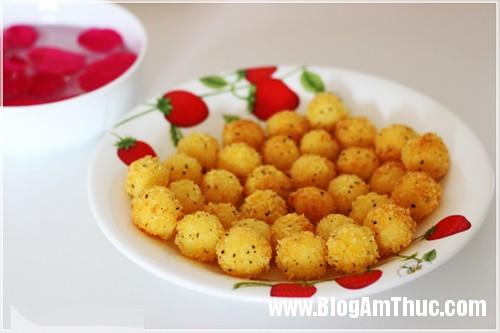 khoai tay boc pho mai chien 5 Nhâm nhi khoai tây bọc phô mai chiên