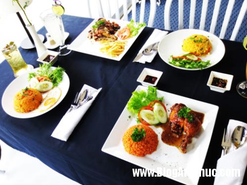 mon ngon chau au giua long sai gon Nhà hàng Cơm châu Âu tại Sài Gòn