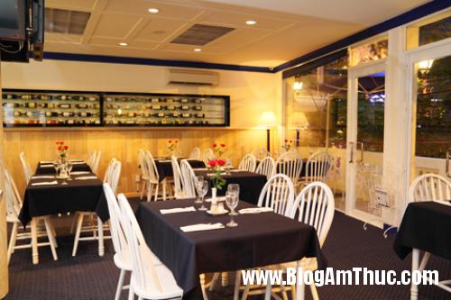 mon ngon chau au giua long sai gon8 Nhà hàng Cơm châu Âu tại Sài Gòn
