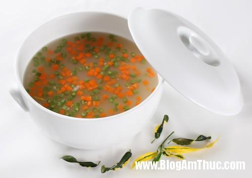 mon sup cho ngay nong Hai món súp ngon dễ làm cho ngày nắng
