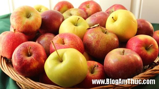 mot qua tao 9 loi ich Những lợi ích từ việc ăn táo