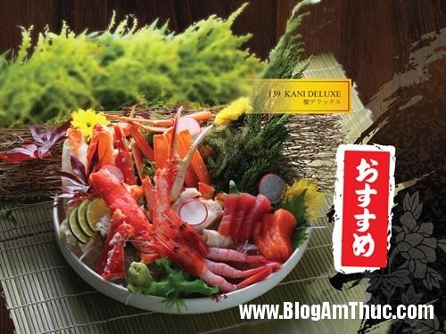 nha hang thuan nhat giua long sai gon Thưởng thức món ăn Nhật Bản ở trung tâm Sài Gòn