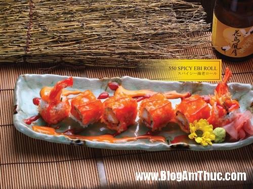 nha hang thuan nhat giua long sai gon3 Thưởng thức món ăn Nhật Bản ở trung tâm Sài Gòn