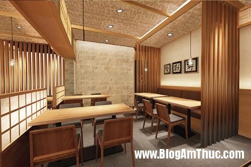 nha hang thuan nhat giua long sai gon5 Thưởng thức món ăn Nhật Bản ở trung tâm Sài Gòn