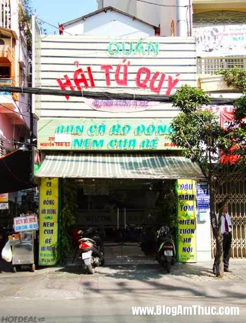 proxy4 Nhâm nhi đặc sản Bắc ở Sài Gòn