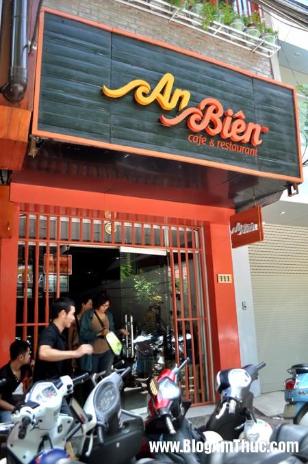 quan banh da cua an bien Quán bánh đa cua chính gốc Hải Phòng ở Hà Nội