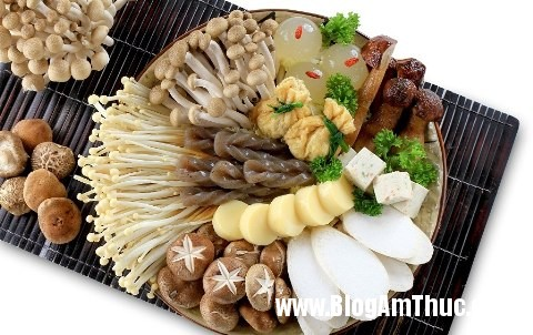 thuong thuc nam tai ashima2 Ăn lẩu nấm ngon tại Ashima
