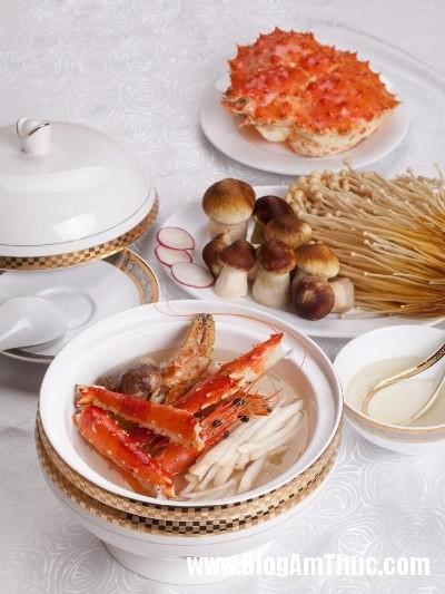 thuong thuc nam tai ashima3 Ăn lẩu nấm ngon tại Ashima