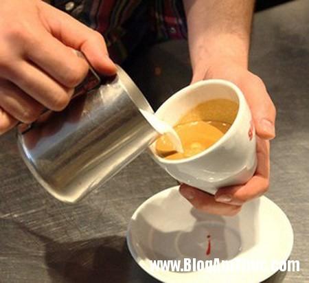 Как сделать кофейную пенку