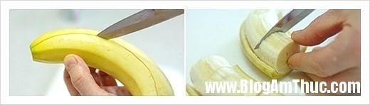 chuoi6 Cách cắt tỉa quả chuối đẹp mắt