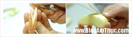 tao3 Bí quyết gọt tỉa táo