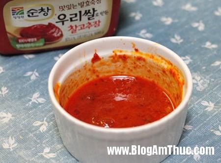 Banh gao kieu Han Quoc ngon tuyet 3 Làm bánh gạo kiểu Hàn Quốc cực đơn giản