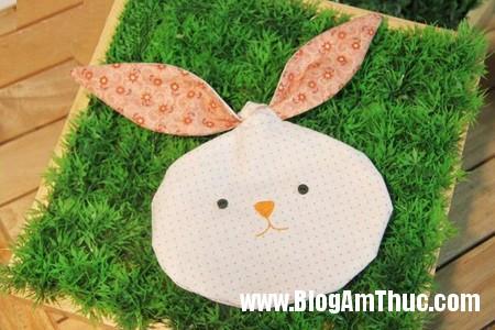 Kheo tay may tui thom hinh dau chu tho xinh xan 1 May túi thơm hình đầu thỏ thật xinh