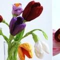 Kheo-tay-voi-binh-hoa-tulip-ruc-ro-tu-giay-nhun-1