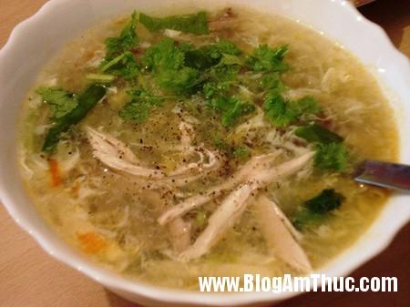 Sup ga mang tuoi ngon tuyet 1 Súp gà măng tươi ngon và bổ dưỡng
