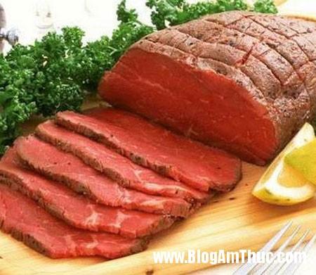 bao quan thit bo 2  86823 zoom Cách bảo quản thịt bò tươi ngon trong ngày Tết