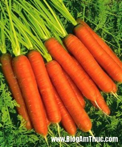 ca rot Mẹo chọn mua và bảo quản khoai tây, cà rốt