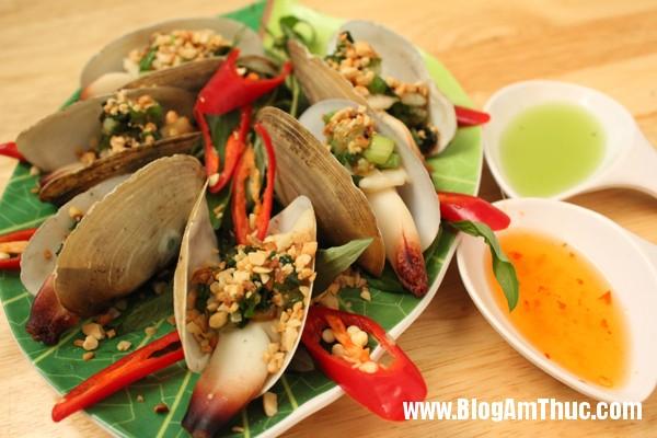 cac mon hai san tang cuong sinh luc phai manh 4 Các món hải sản giúp quý ông mạnh hơn