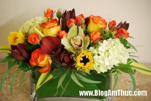 giu hoa tuoi 1 Mẹo cắm hoa tươi lâu