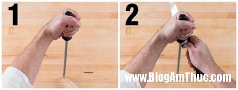 mai dao1 Mẹo bảo quản dao trong nhà bếp