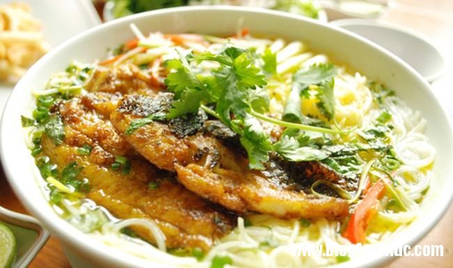 1182 Hướng dẫn cách nấu bún cá rô đồng