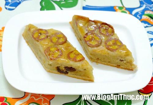 1425001974 banh chuoi cot dua 6 Thơm ngon béo ngậy món bánh chuối cốt dừa nướng
