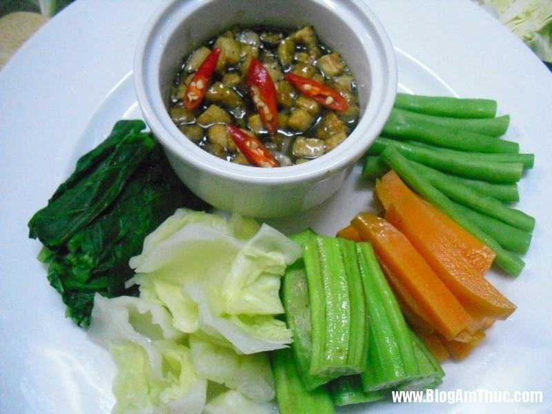 rau Bí quyết luộc rau ngon và hấp dẫn