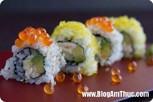 13 223791 1373007734 500x0 Rảnh rỗi lám món sushi cuộn bơ tươi đãi cả nhà