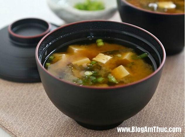 511 Cách nấu món súp miso Nhật Bản